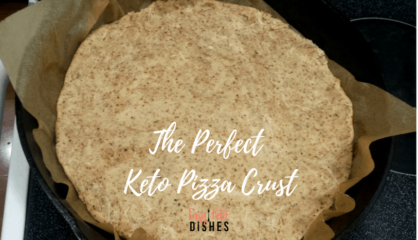 Have you changed your way of eating (or want to) and had to give up your favorite foods? Well, I'm here to tell you that eating healthy doesn't mean that you have to deprive yourself, you just need to tweak the recipes a touch. But, I promise you won't miss a thing with our BEST Keto Pizza Crust Recipe.