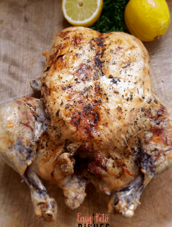 Tangy, and bursting with real flavor, this lemon chicken will delight even the pickiest tastebuds. The best part? With the Instant Pot, it's ready in under 2 hours! www.easyketodishes.com