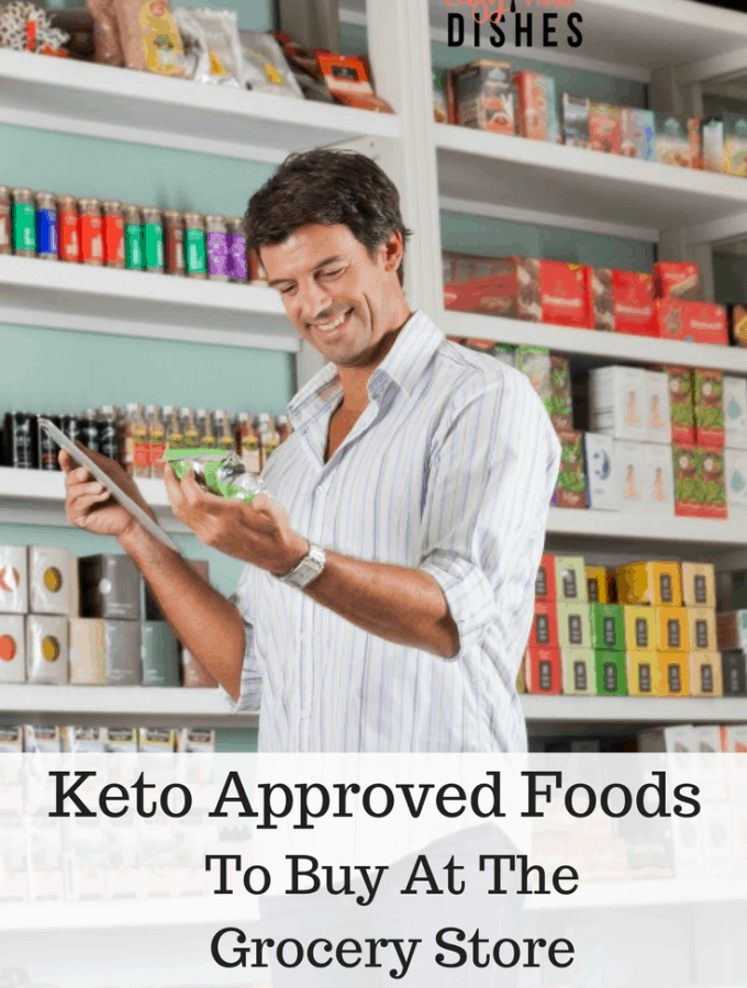 Changing up what you eat, or how you prepare it will also keep you from being bored on the keto diet. Keep this keto grocery list close at hand next time you to go to the store.