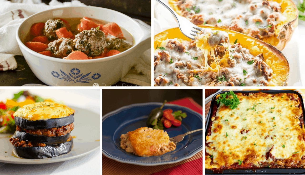 These 15 recipes each feature ground beef and will give you new inspiration for that ground beef, while keeping in line with your macro goals.