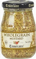 Whole Grain Mustard - 7 Oz - Kosher