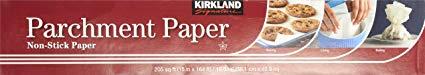 Kirkland Signature Non Stick Parchment Paper, 205 sqft