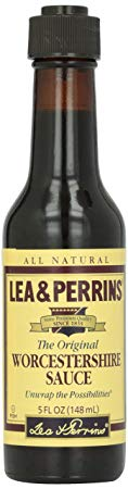 LEA & PERRINS Original Worcestershire Sauce 5 oz Bottle