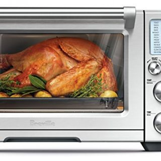 Breville BOV900BSS The Smart Oven Air, Silver