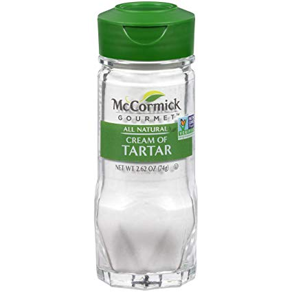 McCormick Gourmet Cream Of Tartar, 2.62 oz