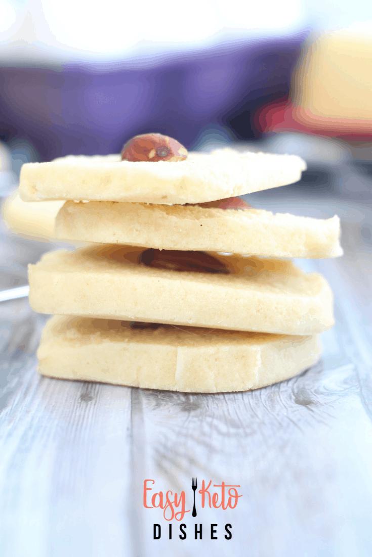 Keto Almond Cookies