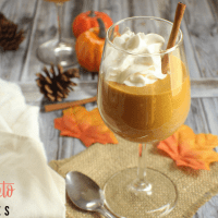Pumpkin Cream Mousse