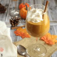 Pumpkin Cream Mousse