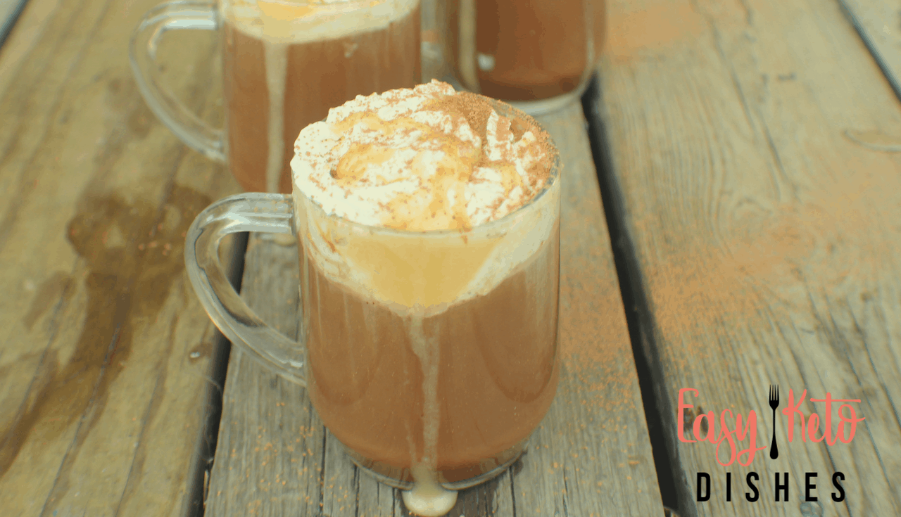 When on keto, those fancy coffee drinks are out. They have loads of sugar and other ingredients you don't want. But, you can STILL get your salted caramel mocha on with this easy keto copycat recipe!