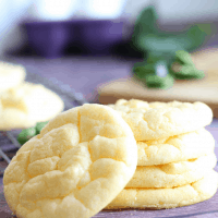 Spicy Cloud Bread