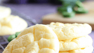 Spicy Cloud Bread