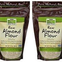 NOW Foods Almond Flour, 2 pk