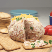 Easy Party Cheeseball