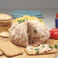 Easy Party Cheeseball