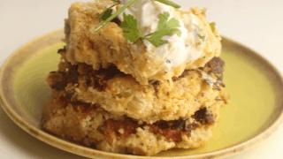 Low Carb Potato Pancakes
