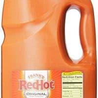 Frank's RedHot Original Cayenne Pepper Sauce, 128 oz