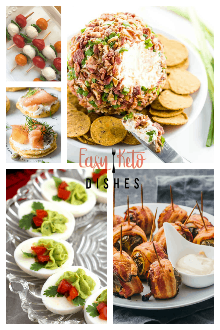 keto friendly appetizers