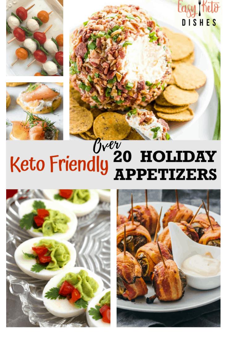 easy keto appetizers
