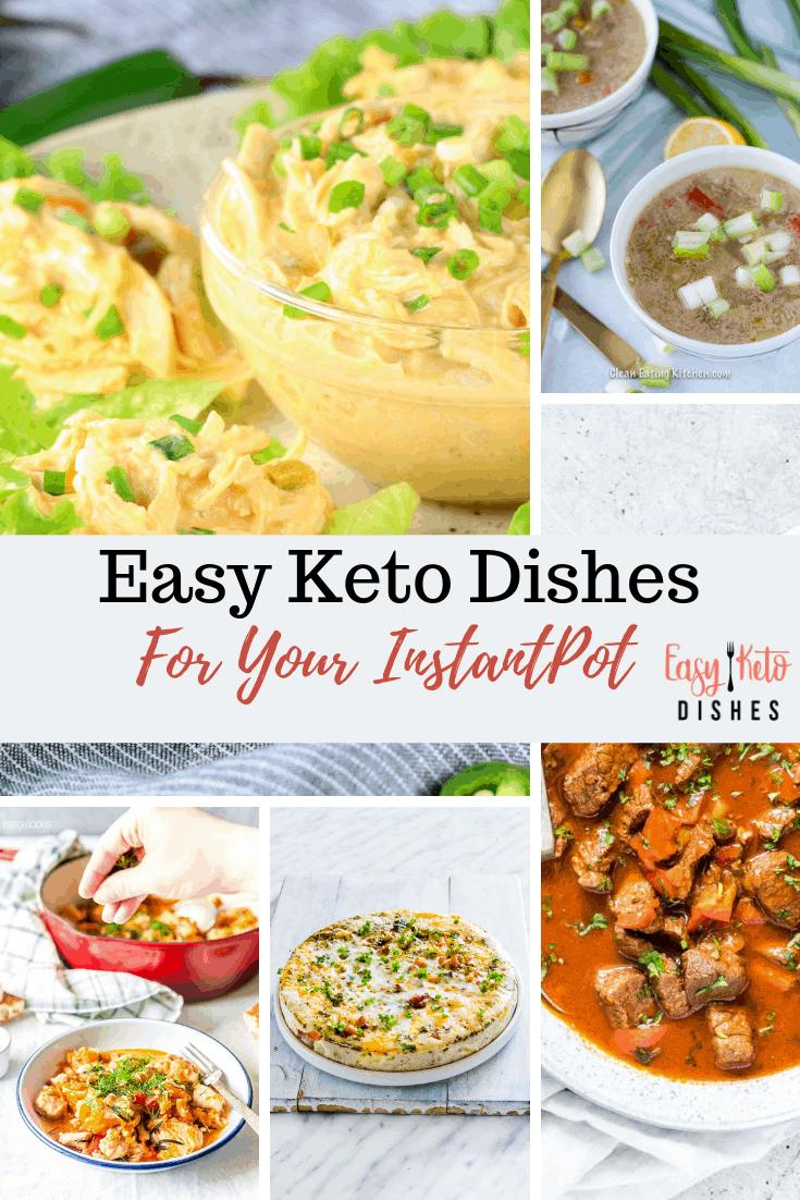 instant pot meals for keto diet