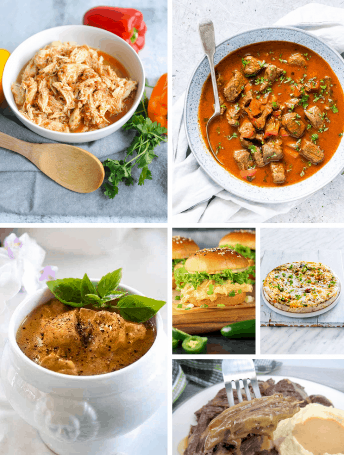 instant pot meals for keto diet