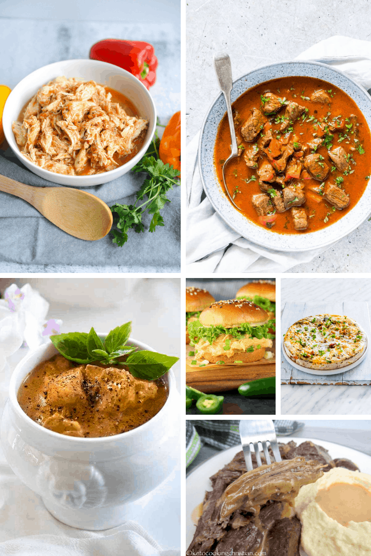 Instant Pot Meals For Your Keto Diet Easy Keto Dishes