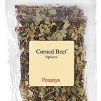 Corned Beef Spices By Penzeys Spices 2.3 oz 3/4 cup bag