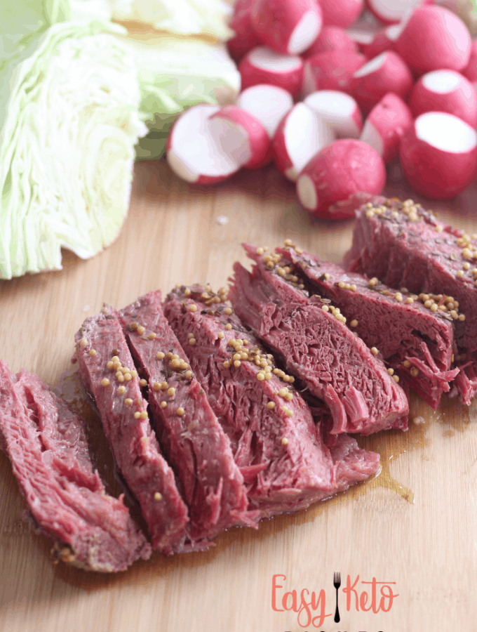 keto corned beef and cabbage in the instant pot