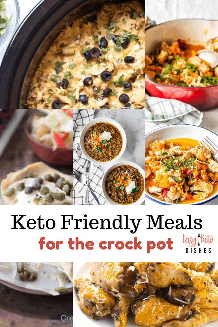 keto friendly meals for the crockpot