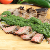 Spicy Chimichurri