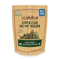 Natierra, Himalania Toasted Hemp Seeds, 8 Ounce
