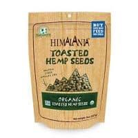 Natierra, Himalania Toasted Hemp Seeds, 8 Ounce