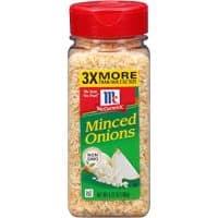 McCormick Minced Onions, 6.37 oz