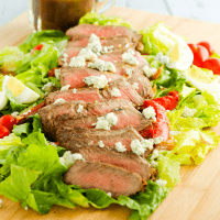 Flatiron Steak Salad