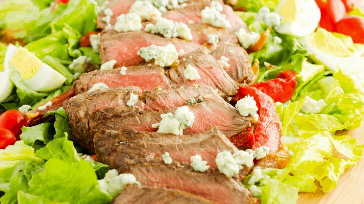 Flatiron Steak Salad